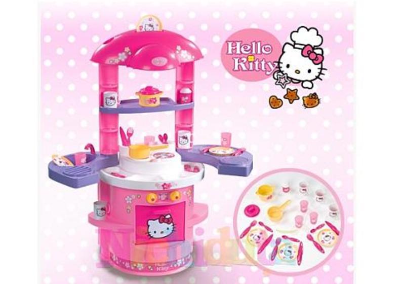 8  produse cu Hello Kitty pentru copii
