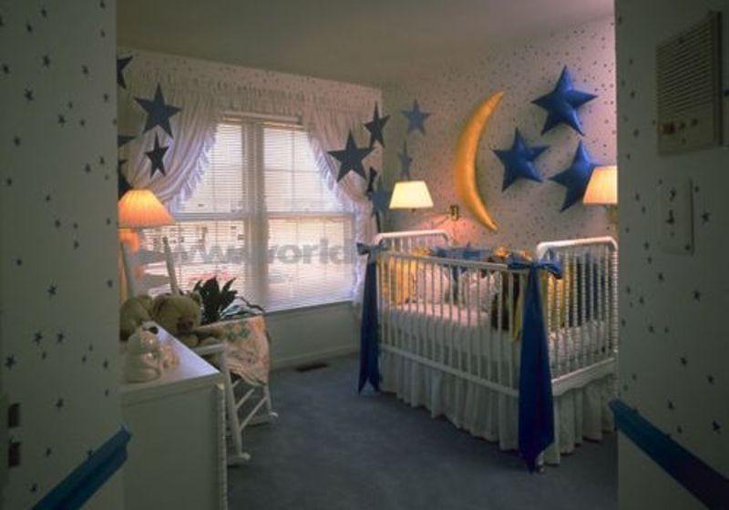 5 idei pentru amenajarea si decorarea camerei bebelusului