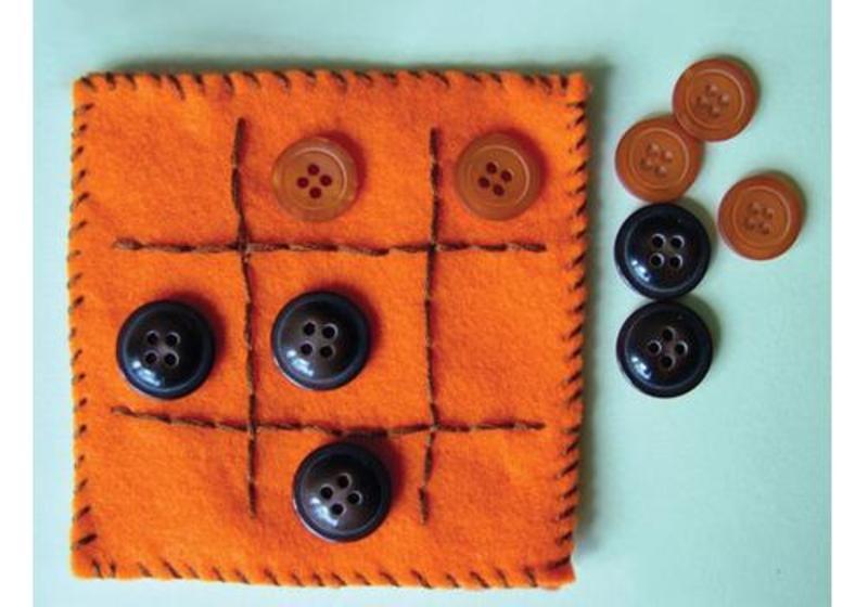 De realizat alaturi de fetita ta: 7 crafturi de cusut