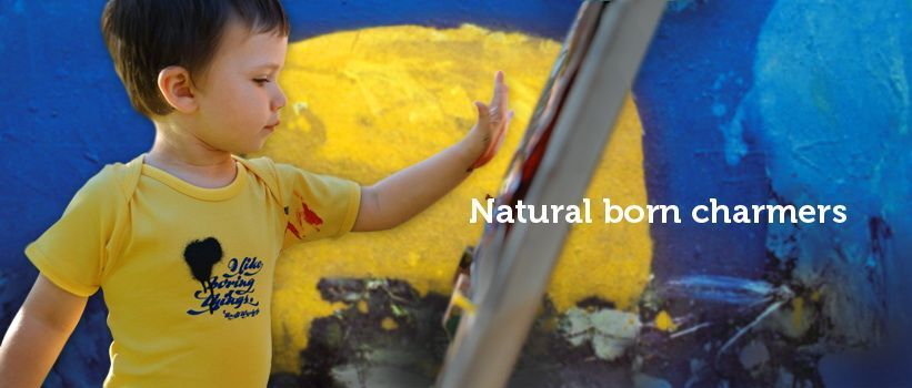 S-a lansat bodybebe - haine cu personalitate pentru copilasi cu imaginatie