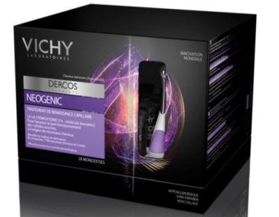 Testare de produs: Tratamentul Dercos Neogenic pentru cresterea parului, de la Vichy