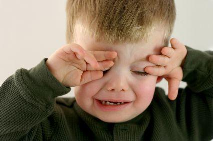 Sinuzita la copiii mici